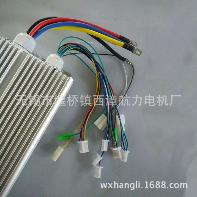 无刷控制器 60v1200w